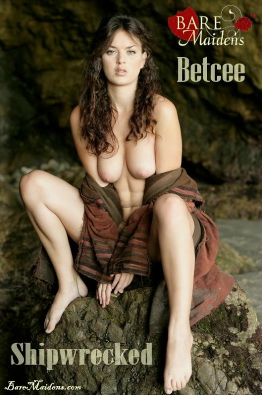 Betcee - `Shipwrecked` - for BARE MAIDENS