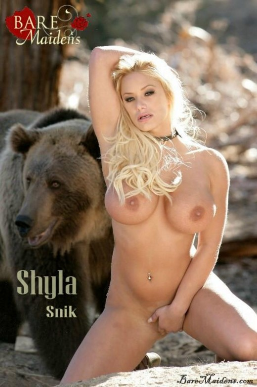 Shyla - `Snik` - for BARE MAIDENS