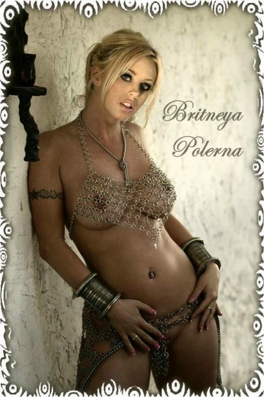 Britneya - `Polerna` - for BARE MAIDENS