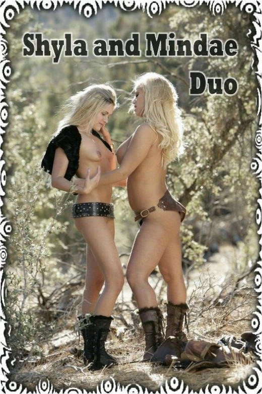 Shyla & Mindae - `Duo` - for BARE MAIDENS