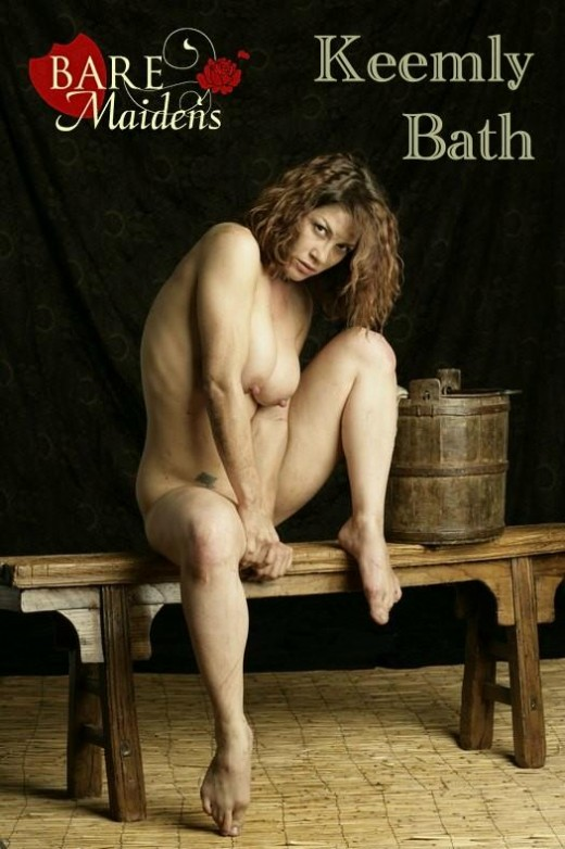 Keemly - `Bath` - for BARE MAIDENS