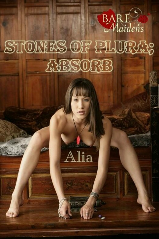 Alia - `Stones Of Plura;Absorb` - for BARE MAIDENS