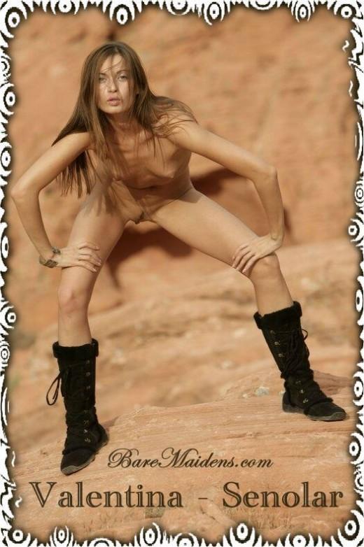 Valentina - `Senolar` - for BARE MAIDENS