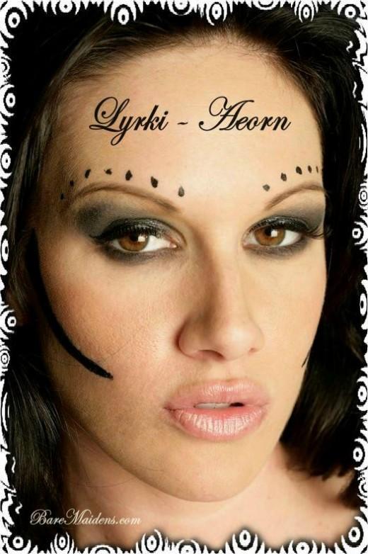 Lyrki - `Aeorn` - for BARE MAIDENS