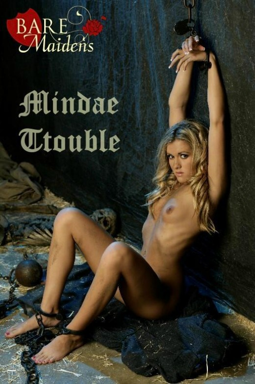 Mindae - `Ttouble` - for BARE MAIDENS