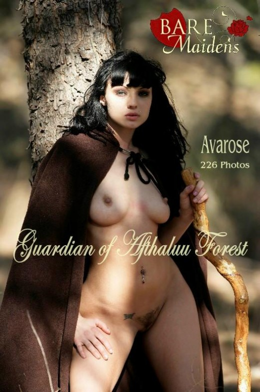 Avarose - `Guardian Of Afthaluu Forest` - for BARE MAIDENS