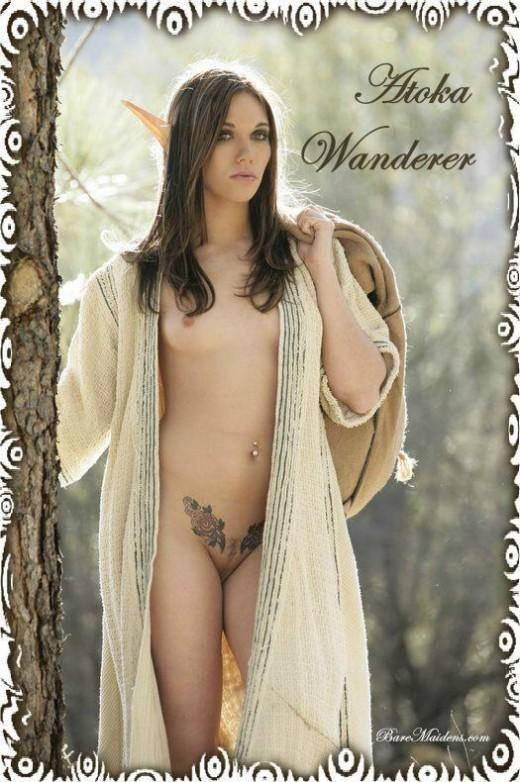 Atoka - `Wanderer` - for BARE MAIDENS