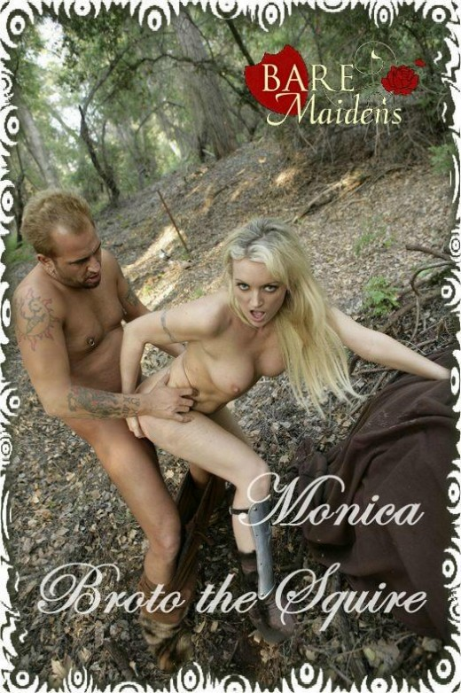Monica - `Broto The Squire` - for BARE MAIDENS