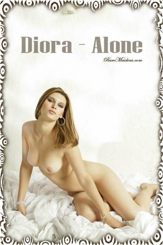Diora - `Alone` - for BARE MAIDENS