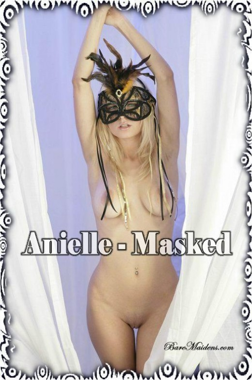 Anielle - `Masked` - for BARE MAIDENS