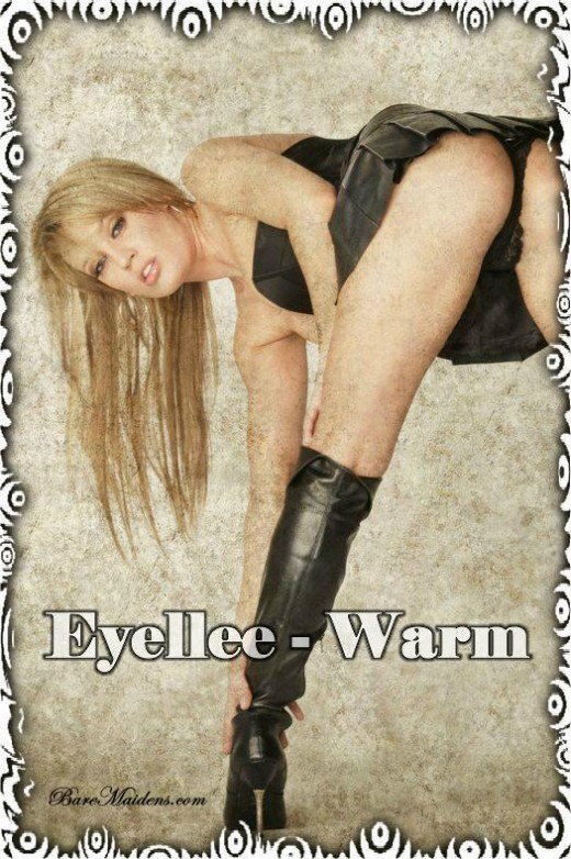 Eyellee - `Warm` - for BARE MAIDENS