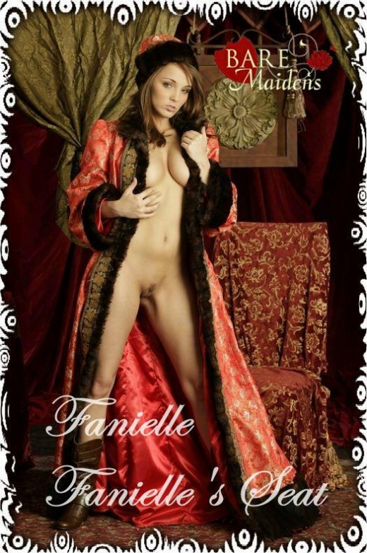 Fanielle - `Fanielle's Seat` - for BARE MAIDENS