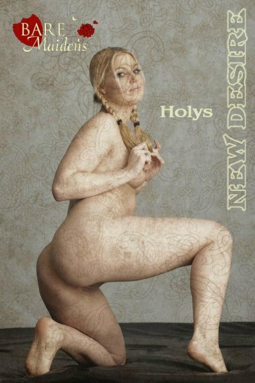 Holys in New Desire gallery from BARE MAIDENS