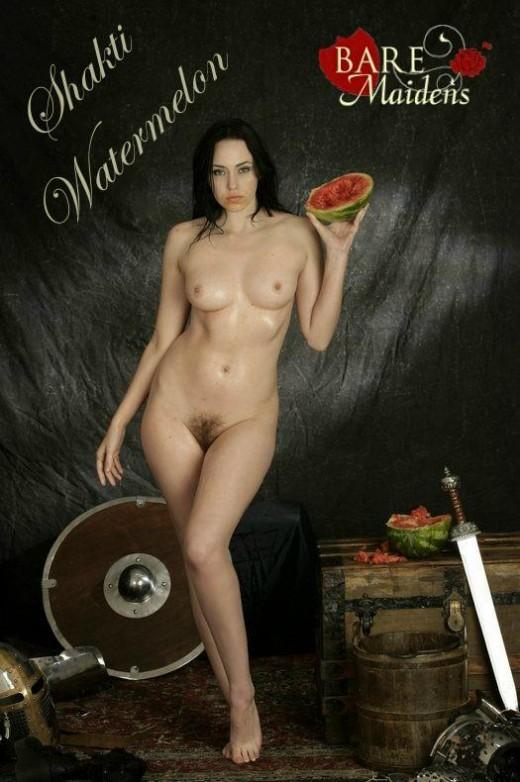 Shakti - `Watermelon` - for BARE MAIDENS
