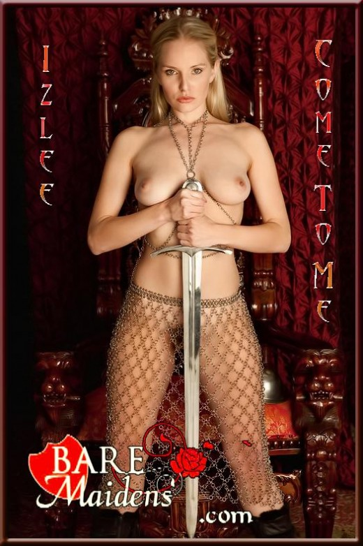 Izlee - `Come To Me` - for BARE MAIDENS