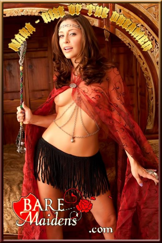 Nara - `Rise Of The Dreamer` - for BARE MAIDENS