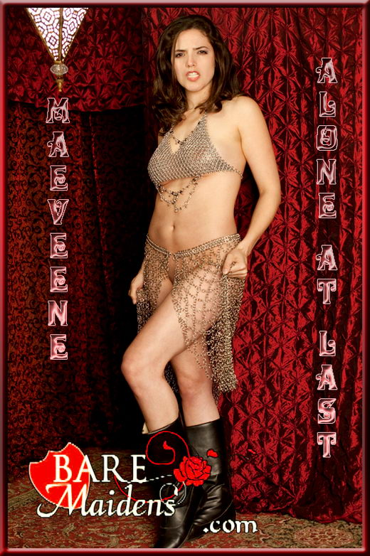 Maeveene - `Alone At Last` - for BARE MAIDENS