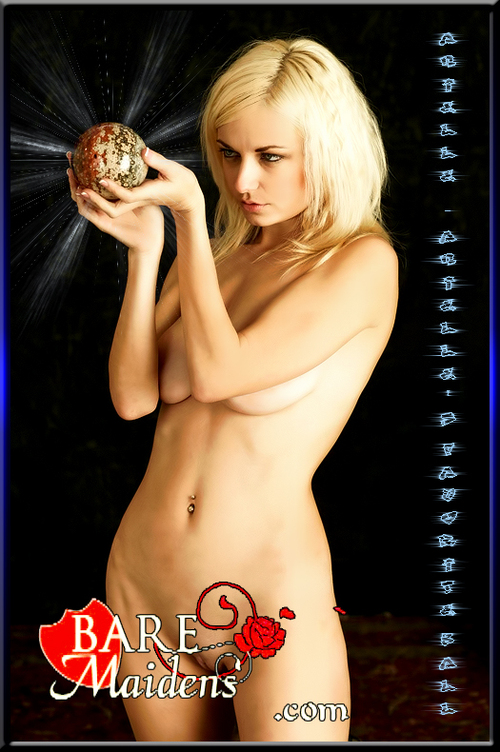 Anielle - `Anielle's Favorite Ball` - for BARE MAIDENS