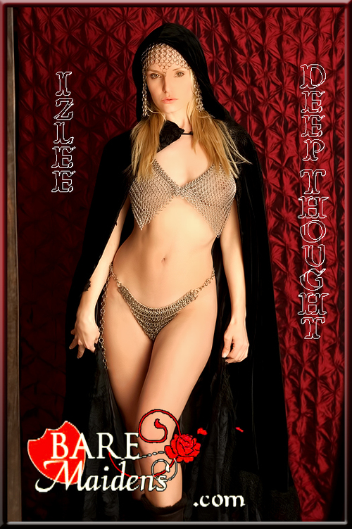 Izlee - `Deep Thought` - for BARE MAIDENS