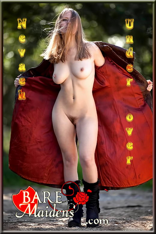 Nevaeh - `Under Cover` - for BARE MAIDENS