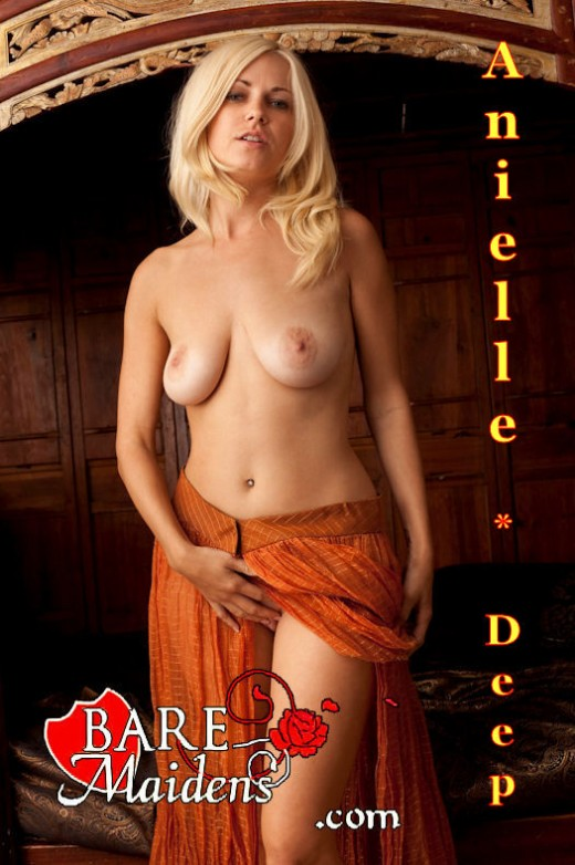 Anielle - `Deep` - for BARE MAIDENS
