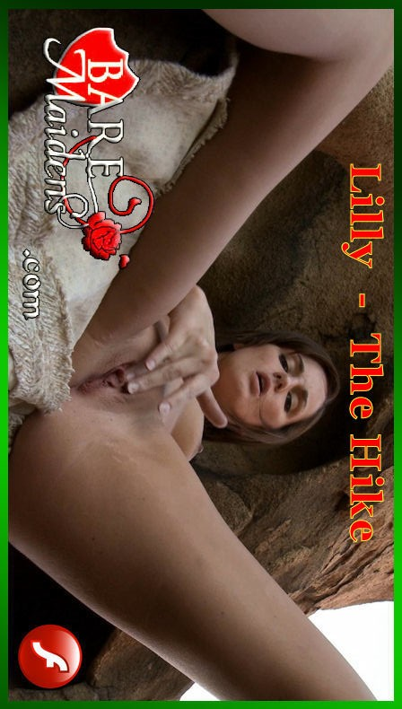 Lilly - `The Hike` - for BARE MAIDENS