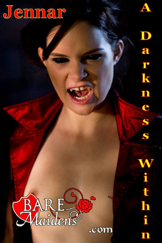 Jennar - `A Darkness Within` - for BARE MAIDENS