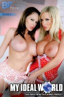 Jenna Presley & Nikki Benz in My Ideal World - Part 5 video from BBFILMS