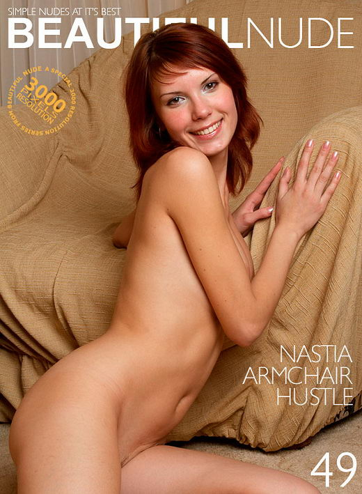 Nastia - `Nastia on floor` - by Peter Janhans for BEAUTIFULNUDE