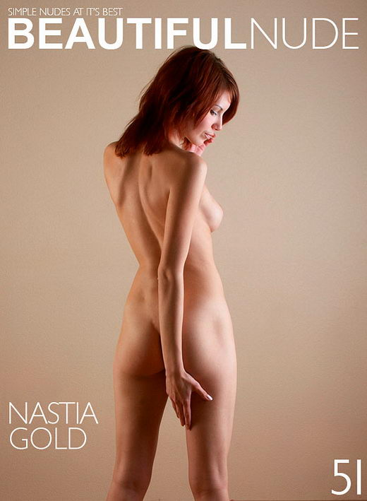 Nastia - `Gold` - by Peter Janhans for BEAUTIFULNUDE