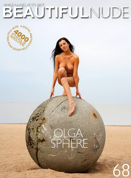 Olga - `Sphere` - by Peter Janhans for BEAUTIFULNUDE