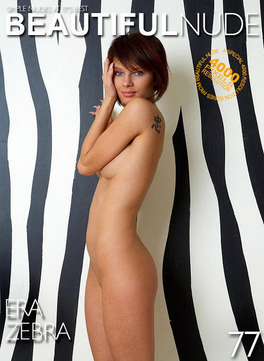 Era - `Zebra` - by Peter Janhans for BEAUTIFULNUDE