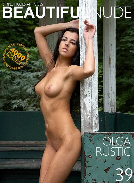 Olga - `Rustic` - by Peter Janhans for BEAUTIFULNUDE