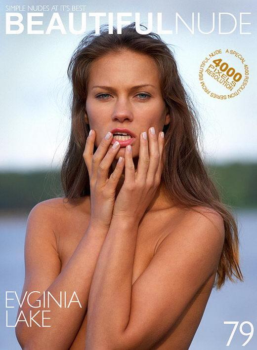 Evginia - `Lake` - by Peter Janhans for BEAUTIFULNUDE