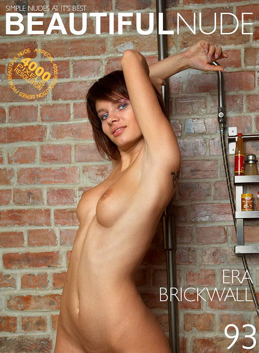 Era - `Brickwall` - by Peter Janhans for BEAUTIFULNUDE