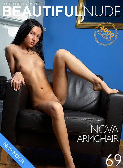 Nova - `Armchair` - by Peter Janhans for BEAUTIFULNUDE