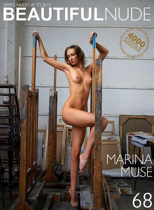 Marina - `Muse` - by Peter Janhans for BEAUTIFULNUDE