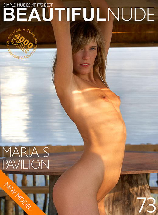 Maria S - `Pavilion` - by Peter Janhans for BEAUTIFULNUDE