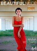 Anna - Red Dress