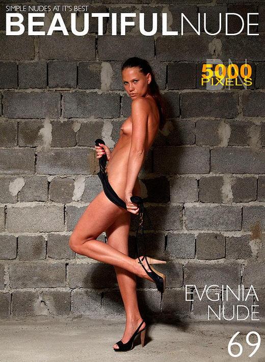 Evginia - `Nude` - by Peter Janhans for BEAUTIFULNUDE