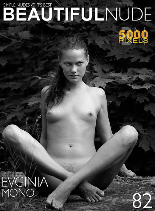 Evginia - `Mon` - by Peter Janhans for BEAUTIFULNUDE