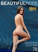 Angelina - Blue Tarp