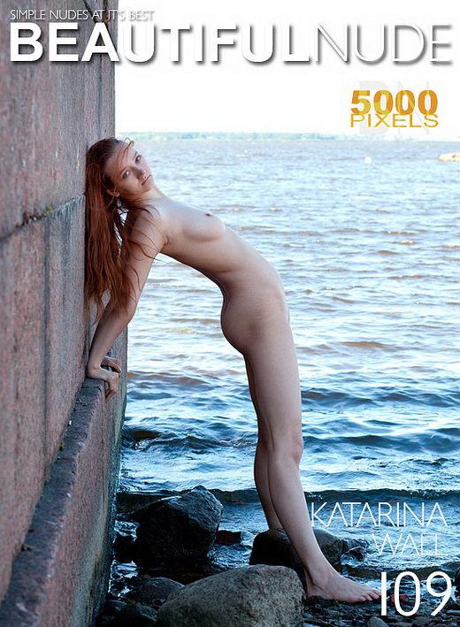 Katarina - `Wall` - by Peter Janhans for BEAUTIFULNUDE