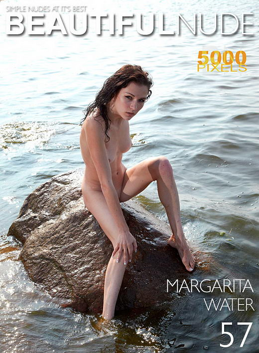 Margarita - `Issue 699 Water` - by Peter Janhans for BEAUTIFULNUDE