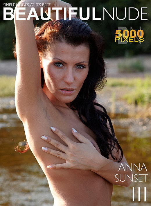Anna - `Issue 722 Sunset` - by Peter Janhans for BEAUTIFULNUDE