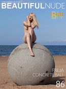 Freja - Issue 732 Concrete Ball