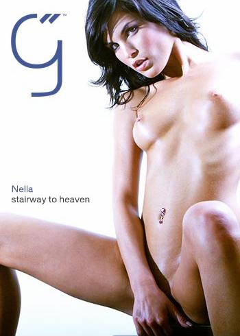 Nella - `Stairway to Heaven` - by Brigham Field for BEAUTYISDIVINE
