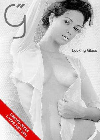 Sara - `Looking Glass` - by Brigham Field for BEAUTYISDIVINE