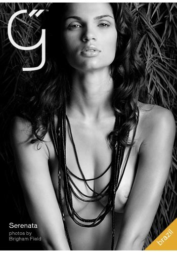 Gisele - `Serenata` - by Brigham Field for BEAUTYISDIVINE