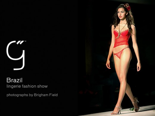 `Lingerie Fashion Show` - by Brigham Field for BEAUTYISDIVINE